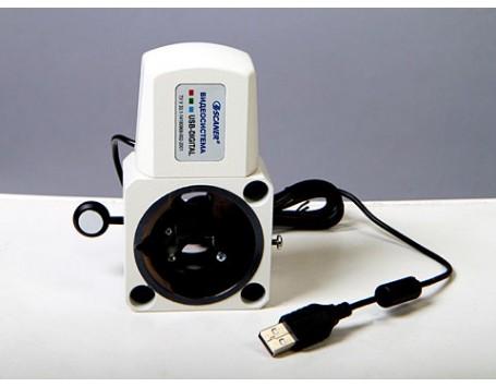 Цифровая видеосистема кольпоскопов MEDVisor–EVA